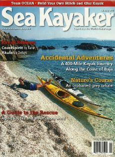 TeamOCEAN and kayak stewardship for Sea Kayaker.